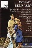 Donizetti: Belisario (All-regions DVD)