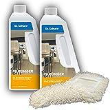 2x Dr. Schutz PU Reiniger (750 ml) inkl. Wischmopp
