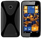 mumbi X-TPU Schutzhülle für Nokia Lumia 630/635 Hülle