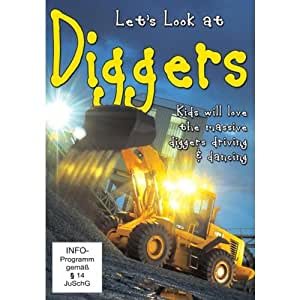 Let's Look At Diggers DVD