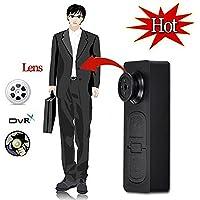 WD - Mini Button Camera Spy Hidden Camera DV S918 Button Camera Spy Button DV Hot Hidden Camera