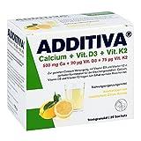 Additiva Calcium+d3+k2 Granulat 20 stk