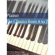 Fortepian Klasycy od A do Z tom 1-2