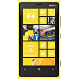 Nokia Lumia 920 Smartphone Windows Jaune