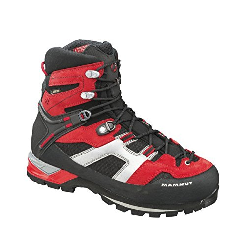 best website 77193 281f5 Mammut Magic High GTX, Botas de Senderismo para Hombre, Rojo (Inferno Black