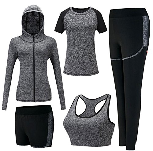 Sportbekleidung Damen Fitness Set Test 2020 ???? ▷ Die Top 7