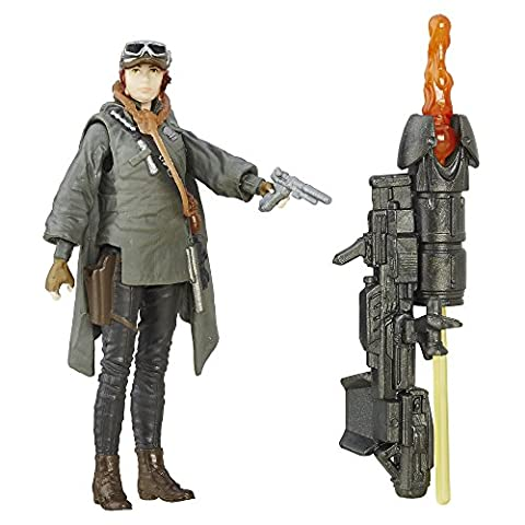 Star Wars Rogue One: A Star Wars Story Jyn Erso 9.5cm Figurine