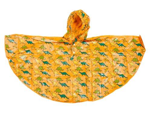 Kids EVA Rainproof Waterproof Poncho Reusable Plastic Rain Coat