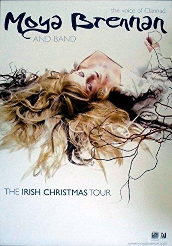 brennan-moya-clannad-2005-tourplakat-irish-christmas-tourposter