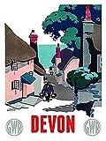 Devon GWR Ad. (og 2015)