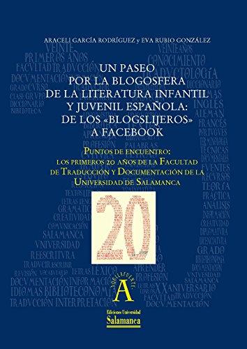 Un paseo por la blogosfera de la literatura infantil y juvenil española: de los