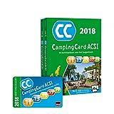 CampingCard ACSI 2018 - set 2 delen (ACSI Campinggids)