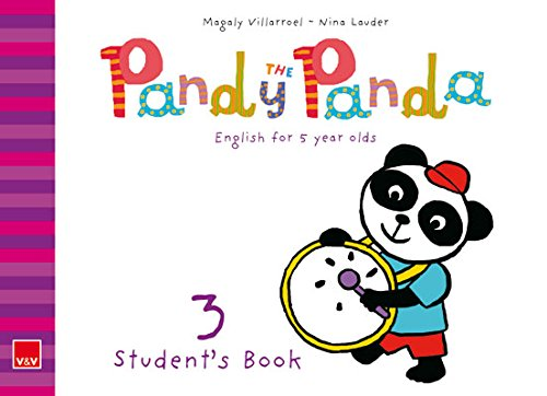 Pandy The Panda. Student's Book 3+ CD. English for 5 year-olds