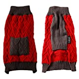 Premium Hund Pullover Fashion Winter Strick Warm Dog Coats by joydaog