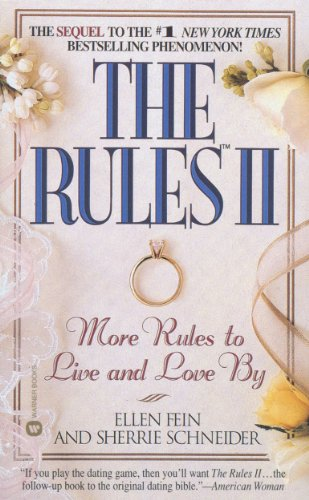The rulestm ii more rules to live and love by ebook ellen fein the rulestm ii more rules to live and love by by fandeluxe Images