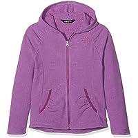 The North Face Mezzaluna–Chaqueta con capucha para mujer, Mujer, color Bellflower Purple, tamaño L