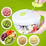 Best Amazon Meat Slicers - Generic Vegetable Chopper Hand Fruit Tool Onion Meat Review