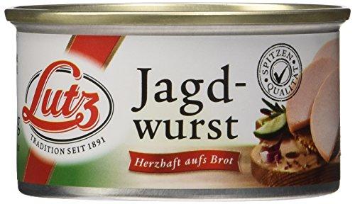 Lutz Jagdwurst, 2er Pack (2 x 125 g)