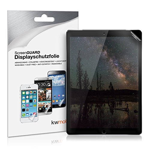 kwmobile Folie matt für Apple iPad Pro 12,9