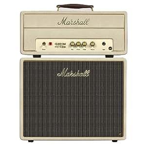Amplis guitare électrique MARSHALL HOT COUTURE CUSTOM HALFSTACK Têtes à lampes