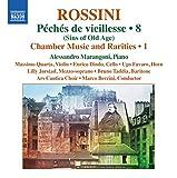 Musique pour piano (Intégrale - Volume 8) - Péchés de vieillesse - Musique de chambre et pièces rares 1