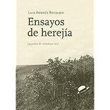 Ensayos De Herejía