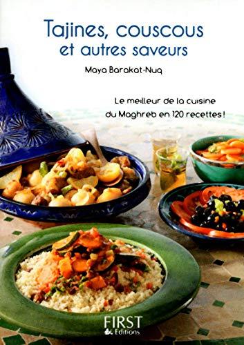 Petit livre de - Tajines, couscous et autres saveurs