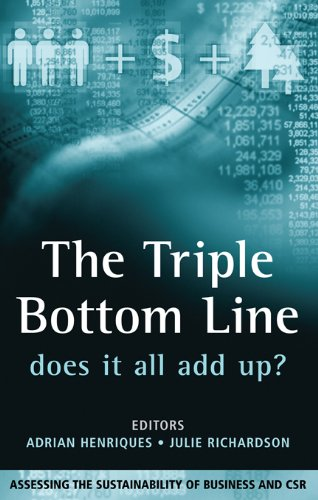 The Triple Bottom Line: Does It All Add Up (English Edition)