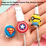 Online Monk 6pc Cable Protector Beads with Silicon - Best Reviews Guide