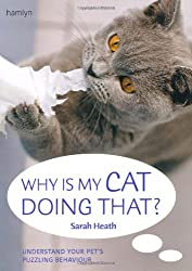 Why Is My Cat Doing That?: Understand your pet's troubling behaviour