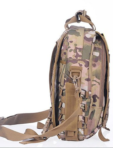 ZQ 25 L Rucksack Multifunktions colores surtidos Orange