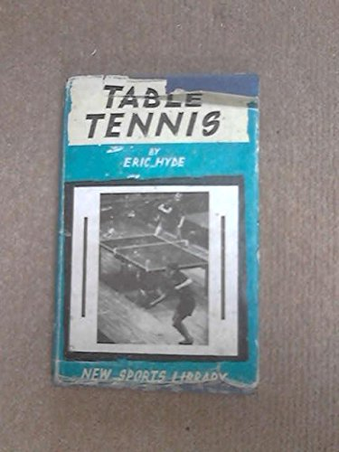 Table Tennis for Beginners and Enthusiasts