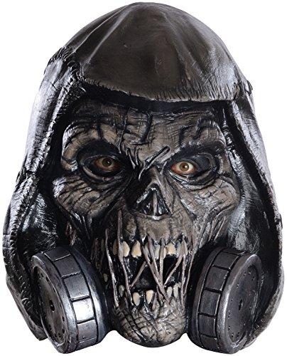 Maske deluxe Männer (Batman Vogelscheuche Kostüme)