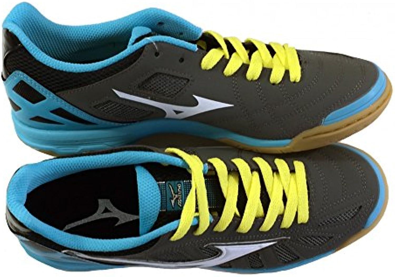 Mizuno — Zapatos de fútbol sala, Premium, color gris, Q1GA155005