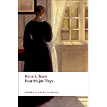 Four Major Plays: (Doll's House; Ghosts; Hedda Gabler; and The Master Builder)