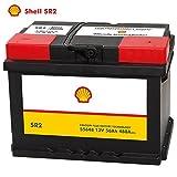 Shell Autobatterie 12V 56Ah SR2 ersetzt 50AH 52AH 53AH 54AH 55AH 60AH