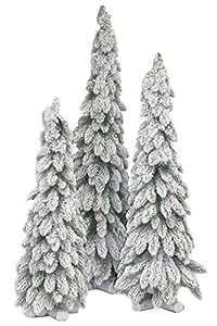 mini tannenbaum montreal kunst schnee 90 cm 35 cm k nstlicher weihnachtsbaum wei. Black Bedroom Furniture Sets. Home Design Ideas