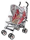 SUMERSHA Universal-Abdeckung Objektiv Pram Spaziergänger Kinderwagen Staubschutz Wasserdichte Anti-UV-Schutz Regenschutz Windschutz