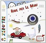 Rime per le mani. Con CD Audio (Zero tre) di Carminati, Chiara (2009) Tapa dura