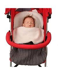 BulzEU - Saco de dormir para bebé recién nacido, manta para bebé, bebé,