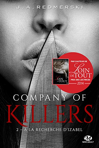 Company of Killers, T2 : À la recherche d'Izabel par J.A. Redmerski