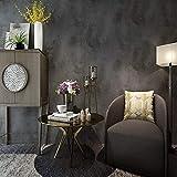 ZHAORLL graue Zement Plain tapete Wohnzimmer bar Cafe bekleidungsgeschäft friseurladen tapete Nicht selbstklebend 53cm * 10m,A