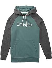 Emerica Purity Po Hood Grey/Green