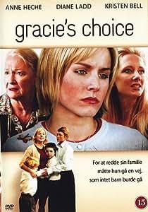 Le choix de Gracie (Gracie's Choice) (2004) (Region 2) (Origine Scadinavian) (Sans sous-titres français) (Sans Langue Francaise)