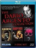 Dario Argento Collection (3 Blu-Ray) [Edizione: Stati Uniti]