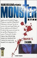 Monster, tome 13 - Évasion de Naoki Urasawa