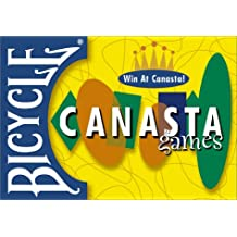 Baraja BICYCLE Canasta (US Playing Card Company)