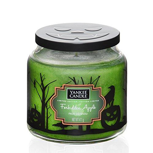 Yankee Candle-Kerze im Glas, mittelgroß, Verbotene Frucht