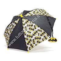 Spiderman/Batman Stick Umbrella 56cm