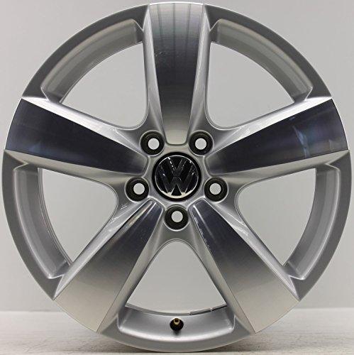 Preisvergleich Produktbild 4 Original VW Tiguan 5N 17 Zoll Boston Alufelgen 5N0601025C 7x17 ET43 28896